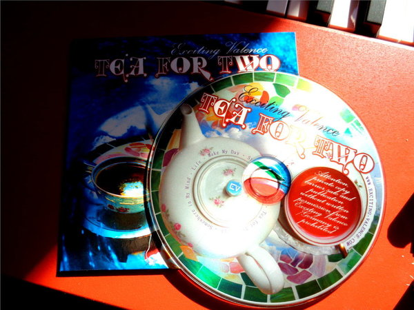Tea for Two - CD Album
